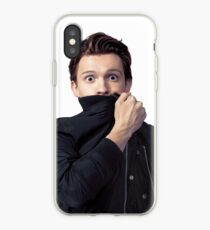 Vinilo o funda para iPhone Tom Holland