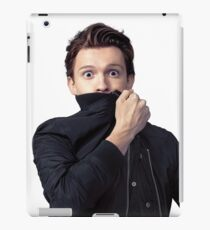 Tom Holland iPad Case/Skin