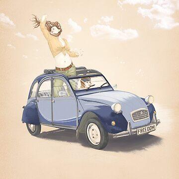 Freedom Drive by Ruta