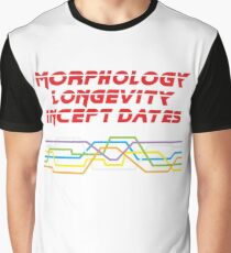 Morphology Graphic T-Shirt