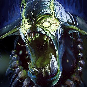 Ork Weirdo by FinnerTom