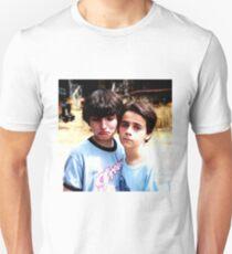 Finn Wolfhard & Jack Grazer T-Shirt