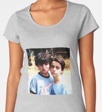 Finn Wolfhard & Jack Grazer Women's Premium T-Shirt