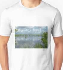 Reflections in the Wetlands T-Shirt