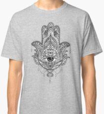 Hand drawn Hamsa Hand Classic T-Shirt