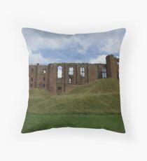 Kenilworth Castle Throw Pillow
