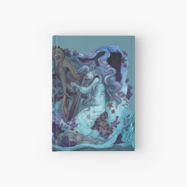 Swaying and Swooning Hardcover Journal