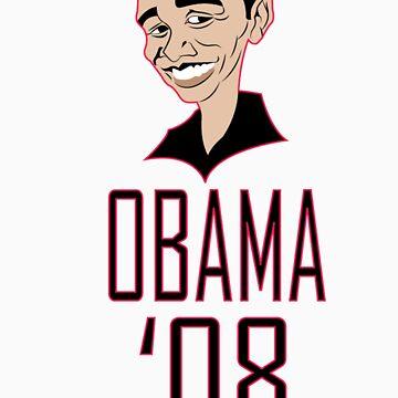obama by moreaware