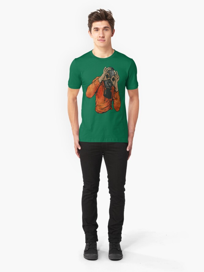 Alternate view of I See You Slim Fit T-Shirt