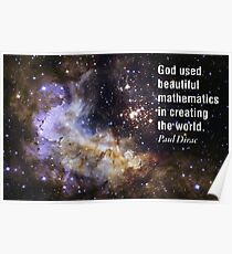 Quote by Paul Dirac Poster