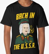 Bach In The USSR Long T-Shirt