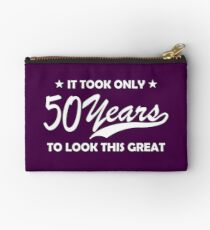 It Took Only 50 Years To Look This Great Studio Pouch