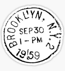 Brooklyn! Sticker