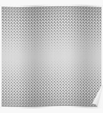 Halftone Patterns. Set of Halftone Dots. Dots on Grey Background. Halftone Texture. Halftone Dots. Halftone Effect. Poster