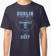 All Ireland Football Champions: Dublin (Navy/Blue) Classic T-Shirt