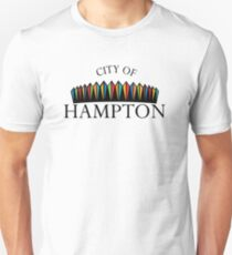 City of Hampton 757 T-Shirt
