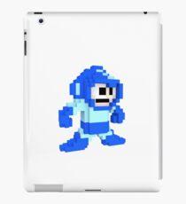 Megaman Voxel art iPad Case/Skin