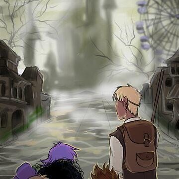Fantasy World by spoonychan