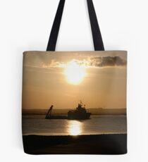 Teesmouth Tote Bag