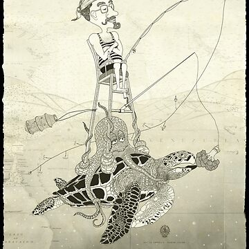 fisherman by Ruta
