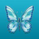 Butterfly by SVETLANA ZOLOTAREVA
