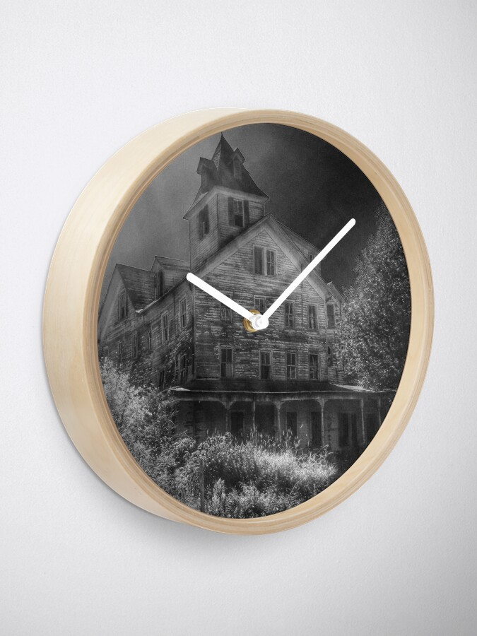 Alternate view of Cold Spring Hotel Clock