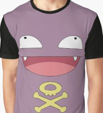 Koffing Face Graphic T-Shirt