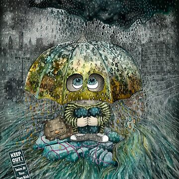 Rain All Day by Ruta
