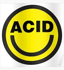 Acid House Poster