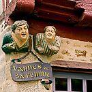 Vannes et sa Femme - Vannes, Brittany, France by Buckwhite