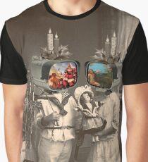 SURREAL HOLIDAY Graphic T-Shirt