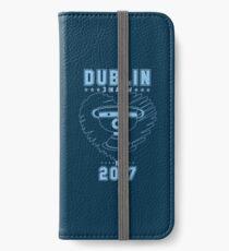 All Ireland Football Champions: Dublin (Navy/Blue) iPhone Wallet
