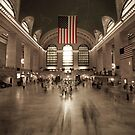 Grand Central Station - New York City by Alan Copson