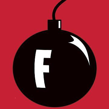 Funny Shirt – Funny Saying F-Bomb Cursing F Word by popularthreadz