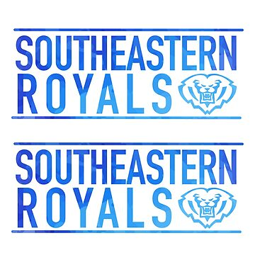 Southeastern Royals by its-anna
