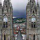 Quito Thunder by Michael Farruggia