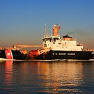 USCGC William Tate by Timothy Gass