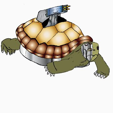 Siege Turtle by jones2427