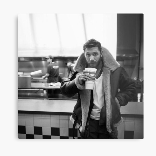 Tom Hardy Lámina metálica