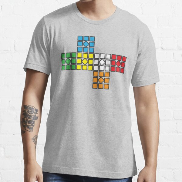 It makes a cube Essential T-Shirt
