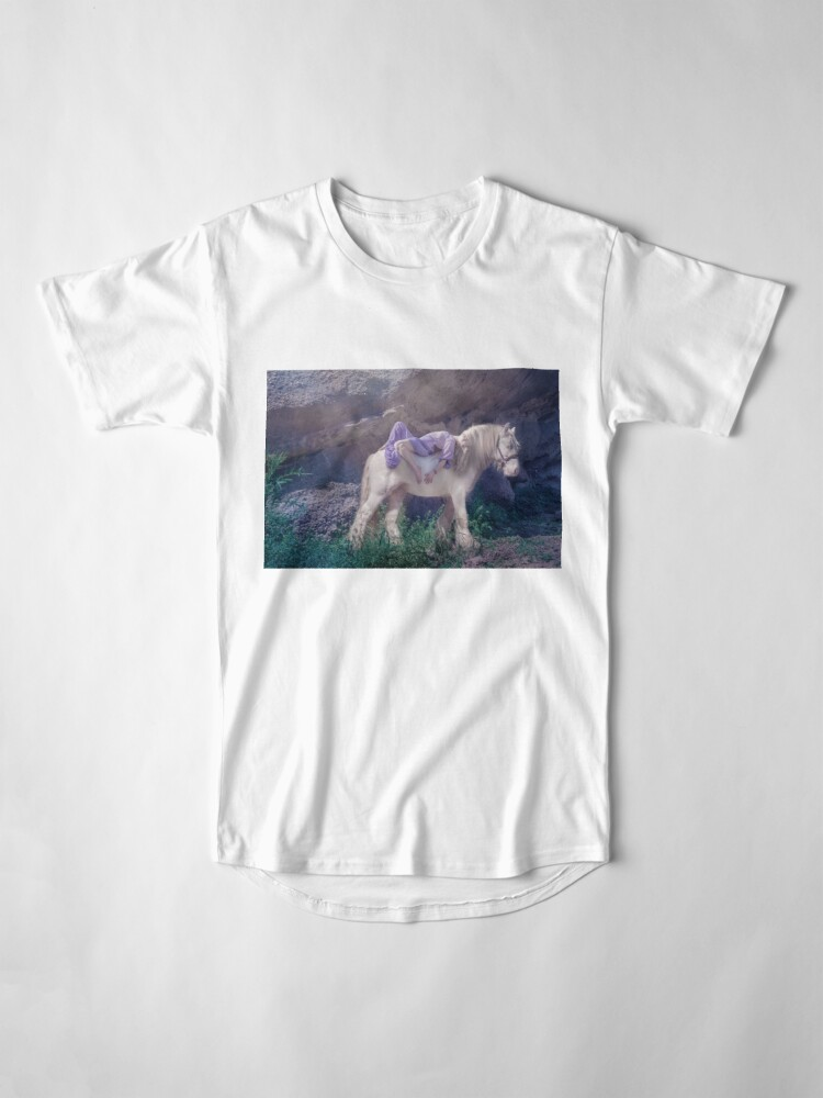 Alternate view of Safely Through The Shadows Long T-Shirt