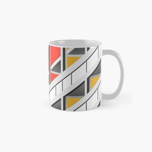 Architecture illustration le corbusier Classic Mug