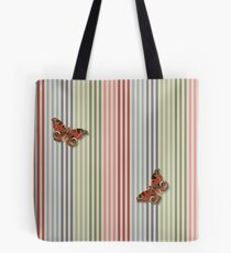Butterflies On A Deckchair Tote Bag