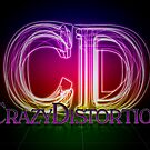 CrazyDistortion Logo, Without The Distortion. by CrazyDistortion