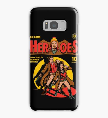 Heroes Comic Samsung Galaxy Case/Skin