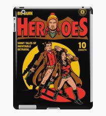 Heroes Comic iPad Case/Skin