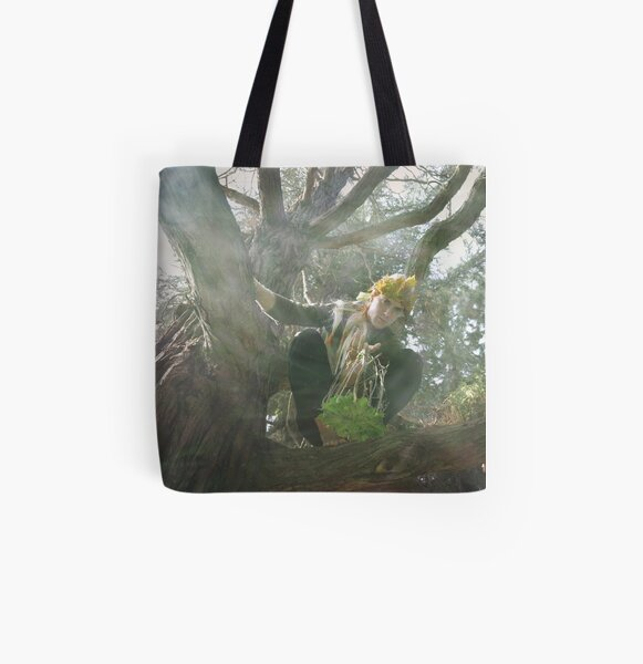 Erl King Will Do You Grievous Harm All Over Print Tote Bag