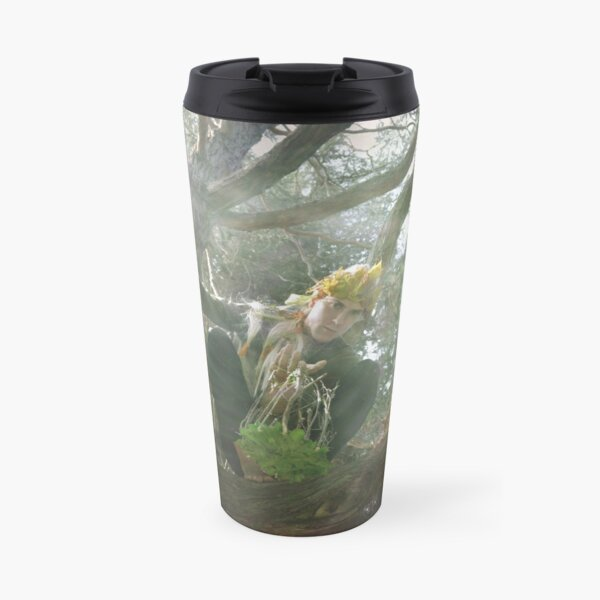Erl King Will Do You Grievous Harm Travel Mug