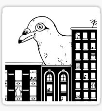 Pigeon's City Sticker