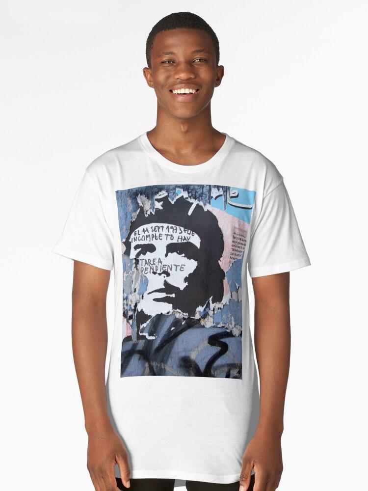 Che Long T-Shirt Front
